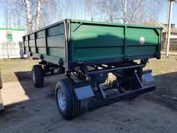 Прицеп тракторный самосвальный 2ПТС-4, 5