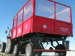 Прицеп тракторный самосвальный 2ПТС -6, 5