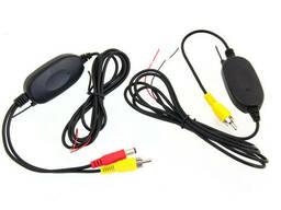 Приемник-беспроводной передатчик для камеры заднего вида. ..