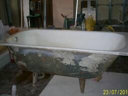 Приму в дар ванну чугунную