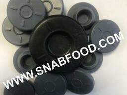 Пробка резиновая №1 конструкций 1, 4Ц оптом, импортер в РБ