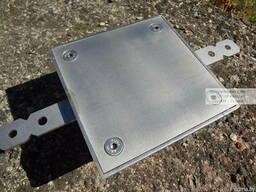 Прочистка (ревизия) из нержавеющей стали ф110 мм