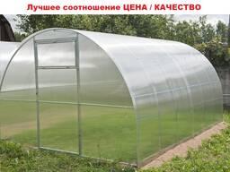 Прочные теплицы в Гродно с поликарбонатом (комплект)