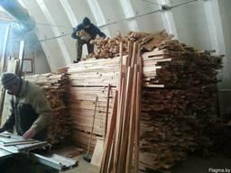 Продаем дубовую рейку 32 мм.