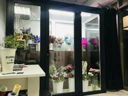 Продается цветочный магазин возле метро