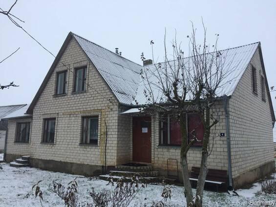 Продается дом в г. п. Кореличи