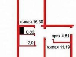 Продается двухкомнатная квартира в Печах