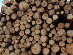 Продается лес круглый.