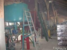 Продается линия по производству брикета pini&kay