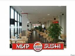 Продается популярный суши бар