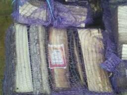 Продам - дрова в сетках.