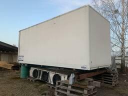 Продам кузов фургон грузовой