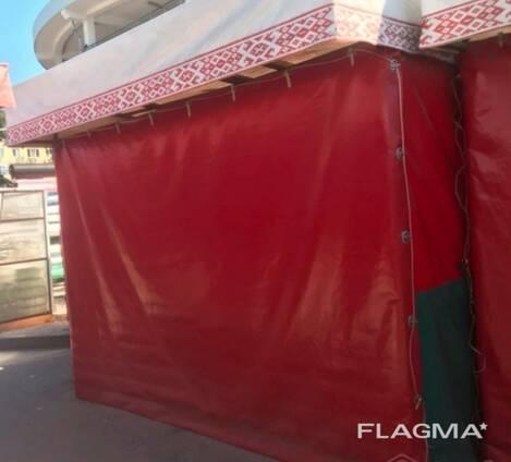 Продам палатку ПВХ б/у