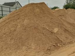 Продам Песок, гравий, камень, грунт,
