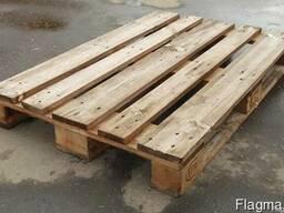 Продам поддоны деревянные 1000x1200, 800х1200 б/у