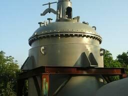 Продам реактор нержавеющий на 5 м3, сборник, емкость.