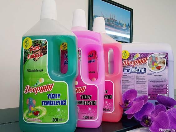 Продам средство для мытья полов