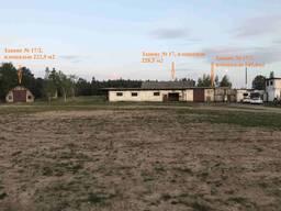 Продам участок в д. Касынь Минского района 6, 01 га