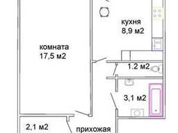 Продаётся однокомнатная квартира в городе Смолевичи