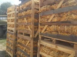 Продажа дров твердых сортов древесины/hardwood sales