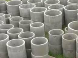 Продажа колец для колодцев и канализаций