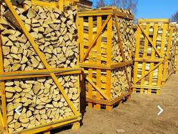 Покупка колотых дров