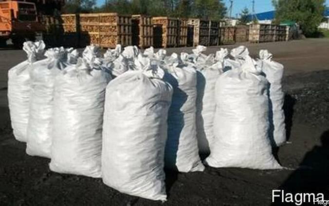 Продажа угля фасованного в мешки, антрацита центр Минска