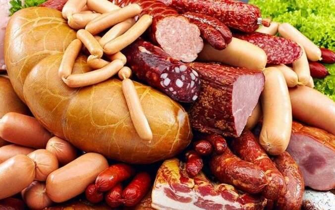 Продукция мясокомбинатов