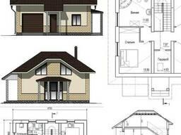 Проекты домов из газосиликата