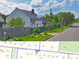 Проект реконструкции дома в Минске, пожарные разрывы расчет