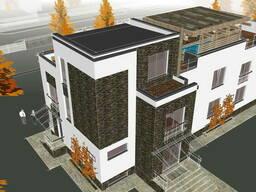 Проектирование дома, двухквартирного жилого дома в минске