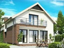 Проектирование домов и коттеджей, смета, дизайн интерьера. - фото 2