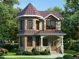 Проекты домов и коттеджей. Индивидуальное проектирование. - фото 3