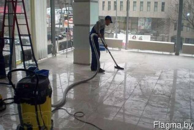Профессиональная очистка плитки в Солигорске