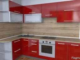 Профессиональная сборка кухонь