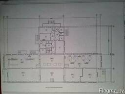 Производственное помещение на 1200 квадратов