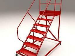 Производственные лестницы