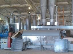 Линия по производству брикетов Pini Kay (350 кг/ч). Пини Кей