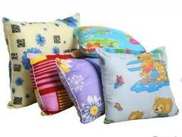 Производство и продажа подушек