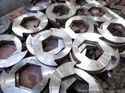 Производство износостойких фрез для промышленных шредеров