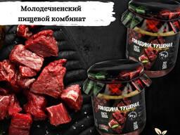 Производство мясной консервации на давальческой основе