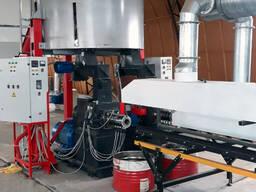 Производствотопливных брикетов до 3 т. в час Pini-kay