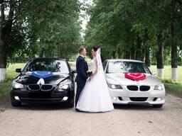 Прокат автомобилей BMW Е60 на свадьбу, выпускной, встречу.