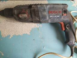 Прокат перфоратора в Заславле Bosch 2-26 DRE