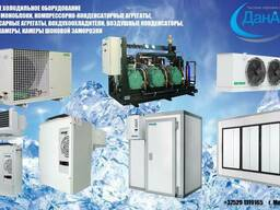 Промышленный холод, холодильные камеры