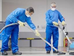 Промышленный клининг уборка производственных помещений