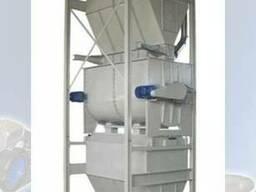 Промышленный компактный смеситель НМ-2000 б/у