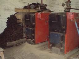 Промышленный котел на дровах - фото 2