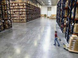 Промышленные бетонные полы - фото 7