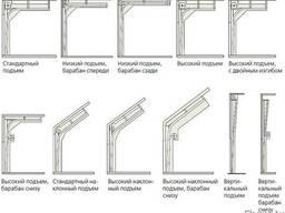 Промышленные секционные ворота купить - фото 5